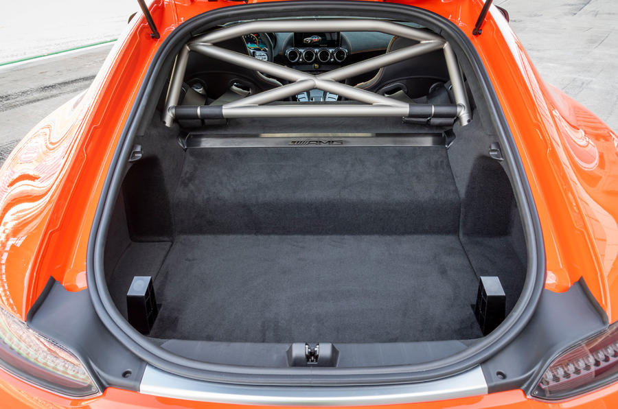 Mercedes-AMG GT Black Series 2020 : premier bilan de conduite - démarrer
