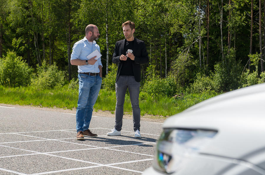 Polestar 1 2019 first drive review - Matt Prior interview