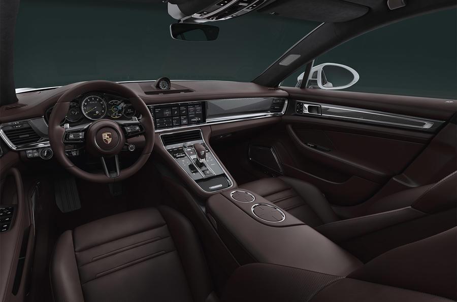 2020 porsche panamera new hybrid range topper packs 690bhp autocar 2020 porsche panamera new hybrid range