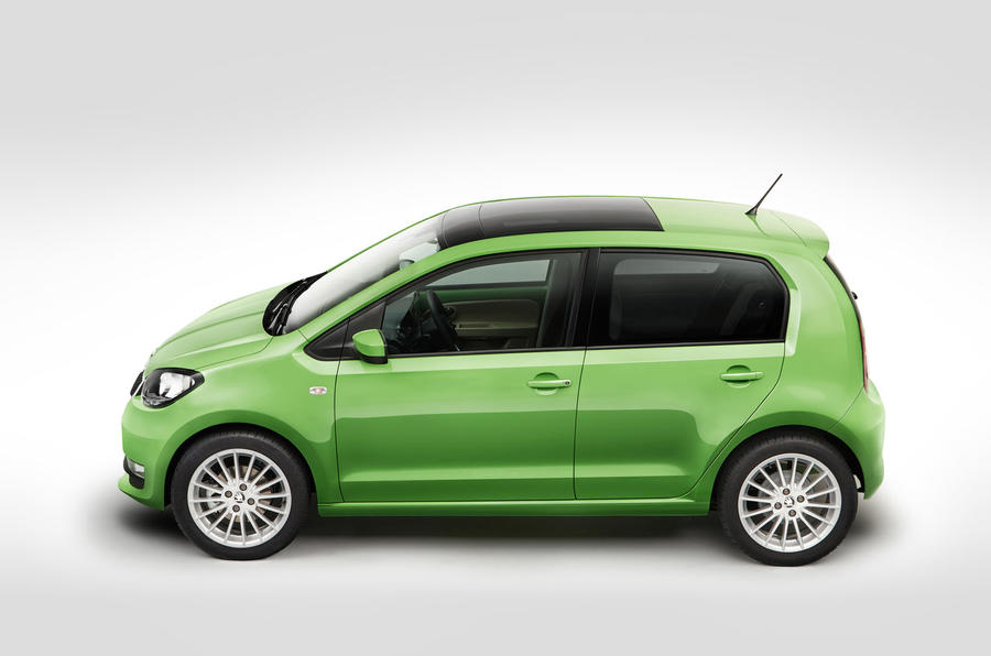 2017 skoda citigo facelift unveiled autocar. Black Bedroom Furniture Sets. Home Design Ideas