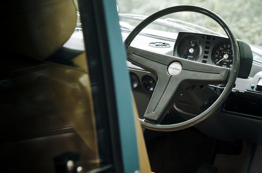 1967 Range Rover Velar