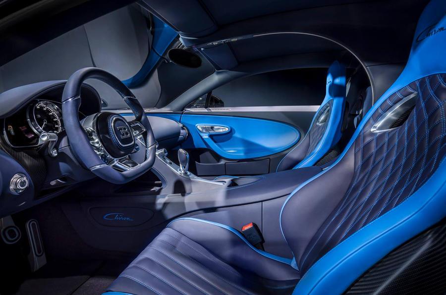 Bugatti Chiron: new colour to be shown at Geneva