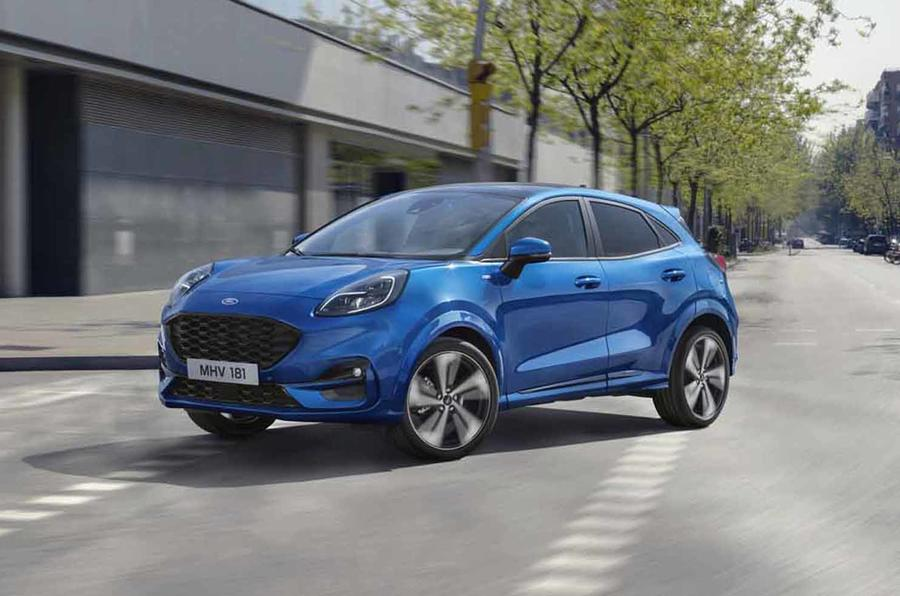 New Ford Puma Pricing And Spec Details For Suv Confirmed