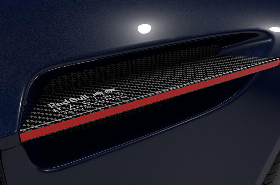 Aston Martin Vantage Red Bull Racing Editions launched