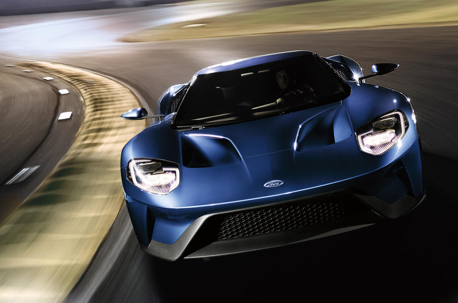 Ford GT Produces 647bhp and 216mph Top Speed