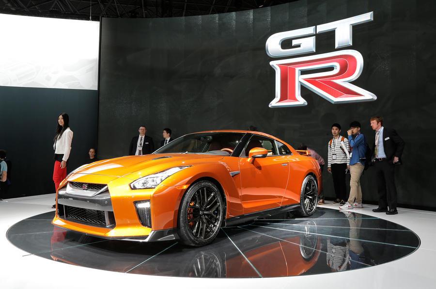 2017 Nissan GT-R R35