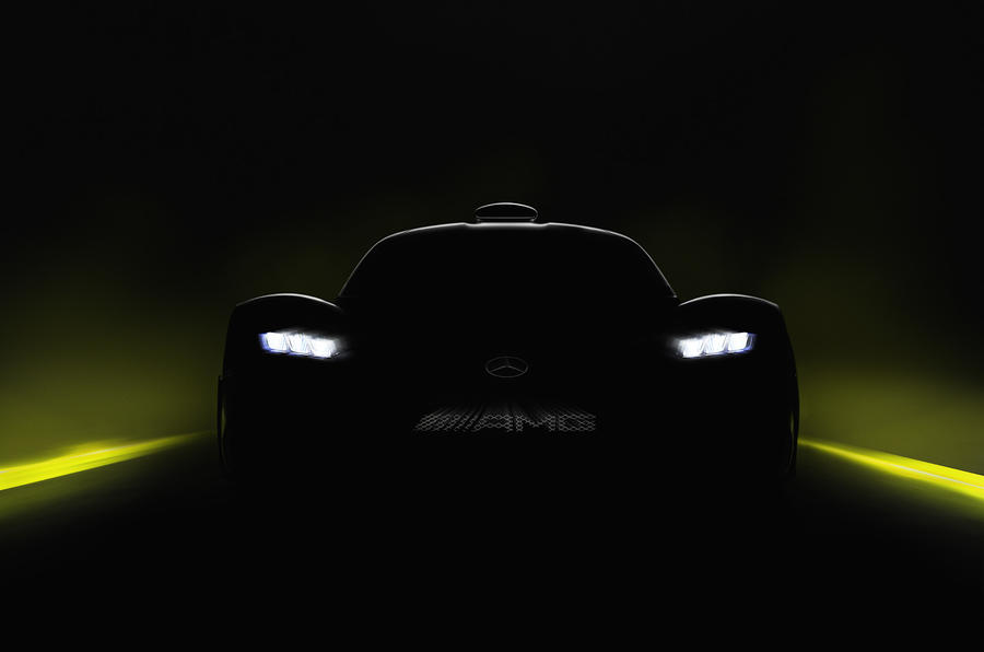 1000hp Mercedes-AMG Project One confirmed for Frankfurt