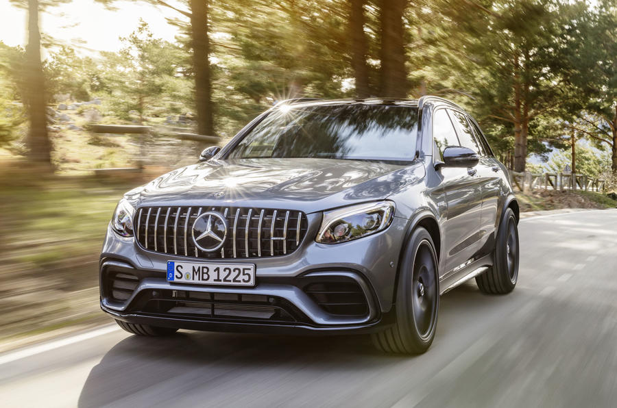 mercedes amg glc 63 and glc 63 coupe pricing revealed autocar. Black Bedroom Furniture Sets. Home Design Ideas