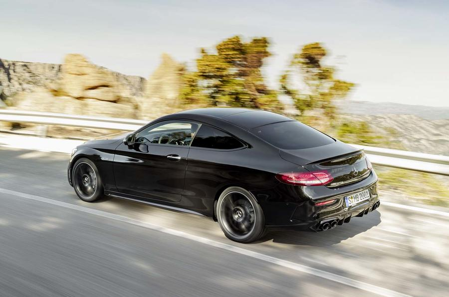 Mercedes C Class Coupe >> Mercedes Benz C Class Coupe Priced From 37 620 Cabrio From