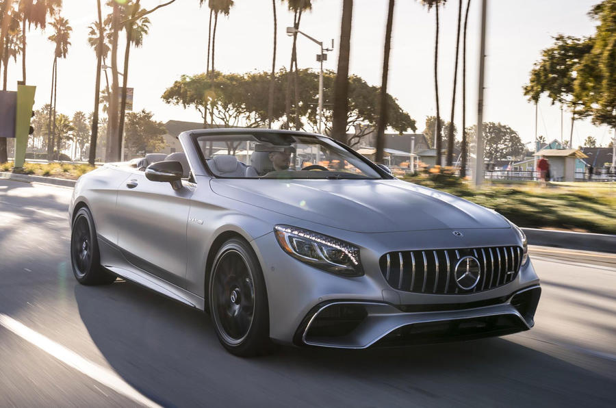 Mercedes benz new