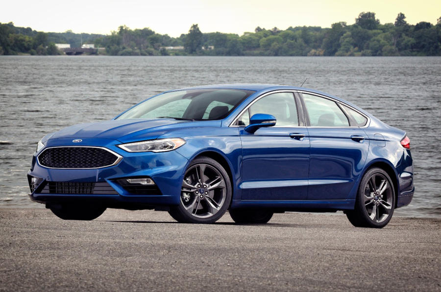 Ford To Ditch Fiesta And Saloons From Us Line Up By 2020 Autocar