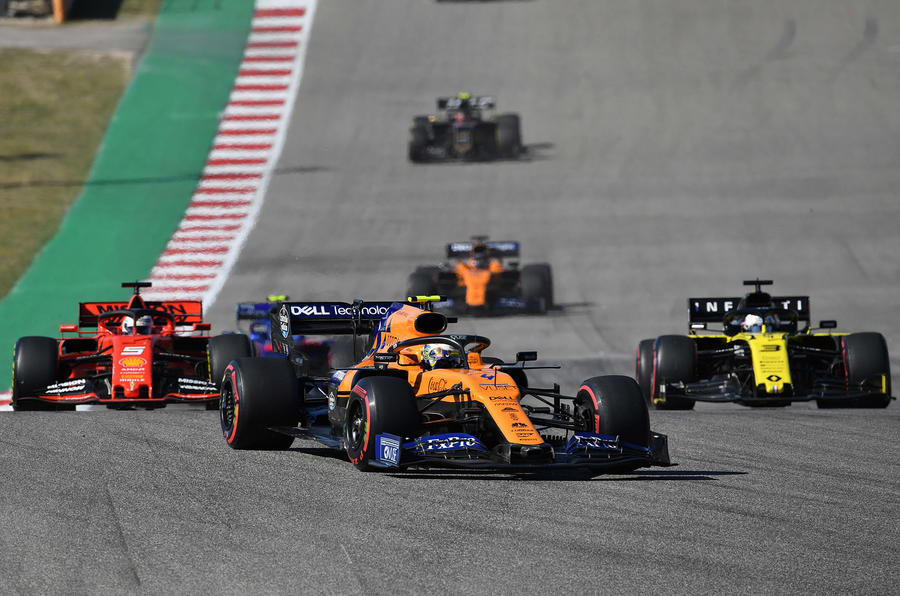 How Mclaren Is Making A Comeback In F1 Autocar