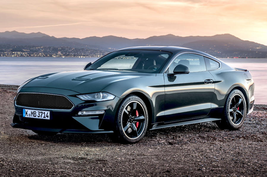 Ford Mustang - new
