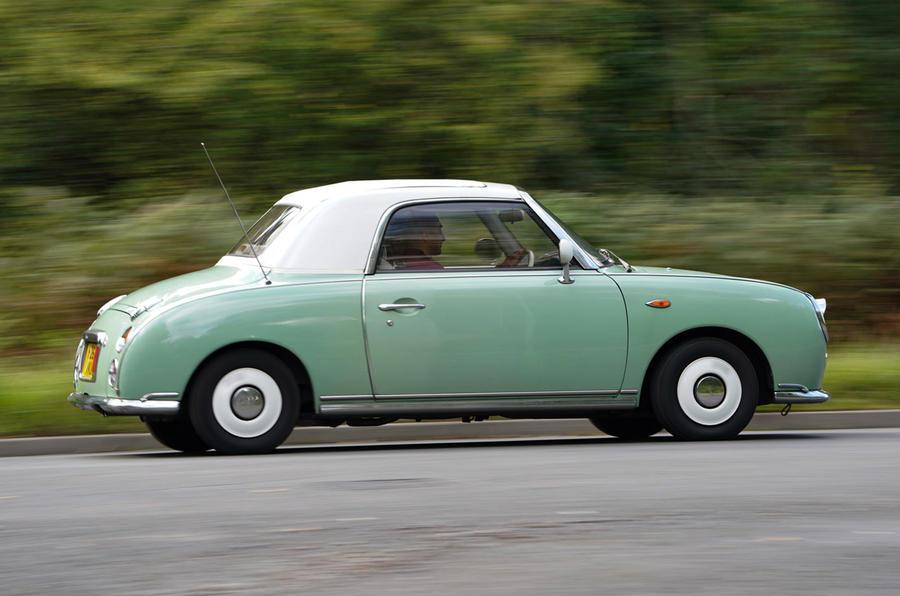 Nissan Figaro - side