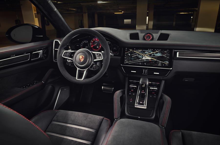 New Porsche Cayenne Gts Revealed With 454bhp V8 Autocar