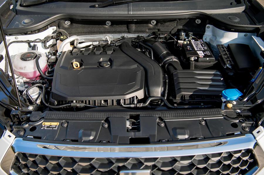 Siège Ateca Xperience 2020 : premier examen de la conduite au Royaume-Uni - moteur