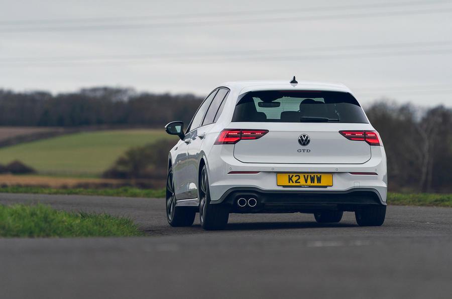18 Volkswagen Golf GTD 2021 : premier examen de conduite au Royaume-Uni
