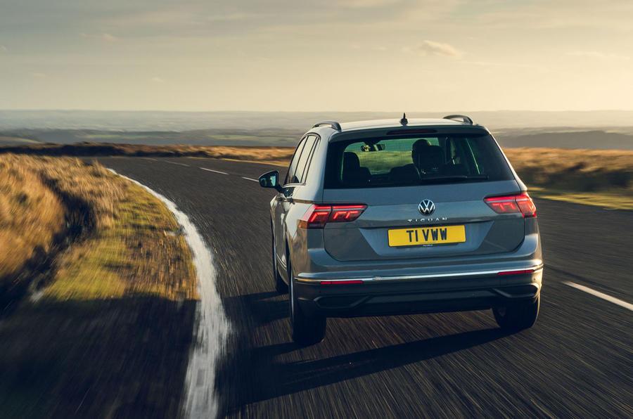Volkswagen Tiguan Life 2020 : premier bilan de conduite au Royaume-Uni - sur la route