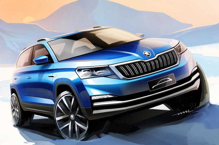 Skoda Kamiq: first pictures of new China-focused SUV