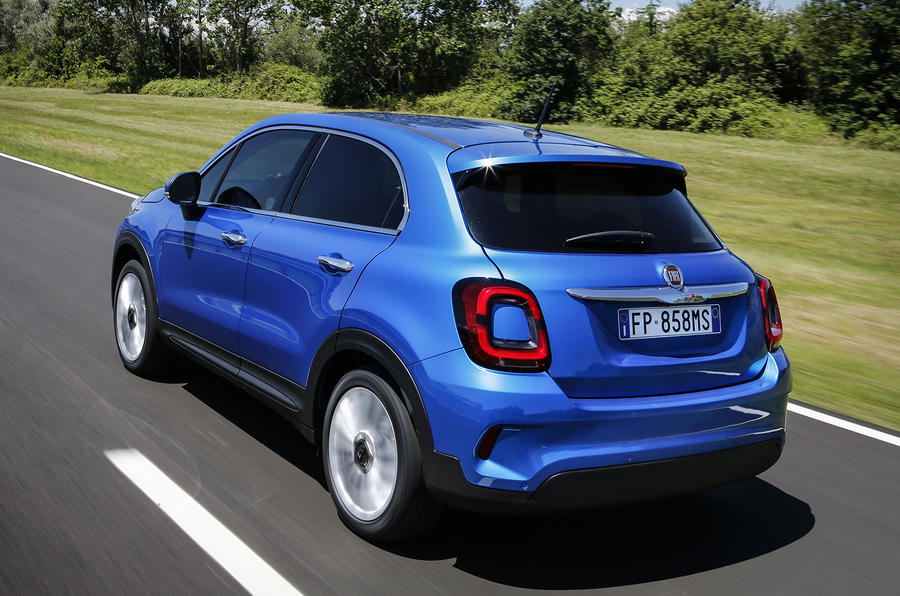 Fiat 500X updated in line with 500