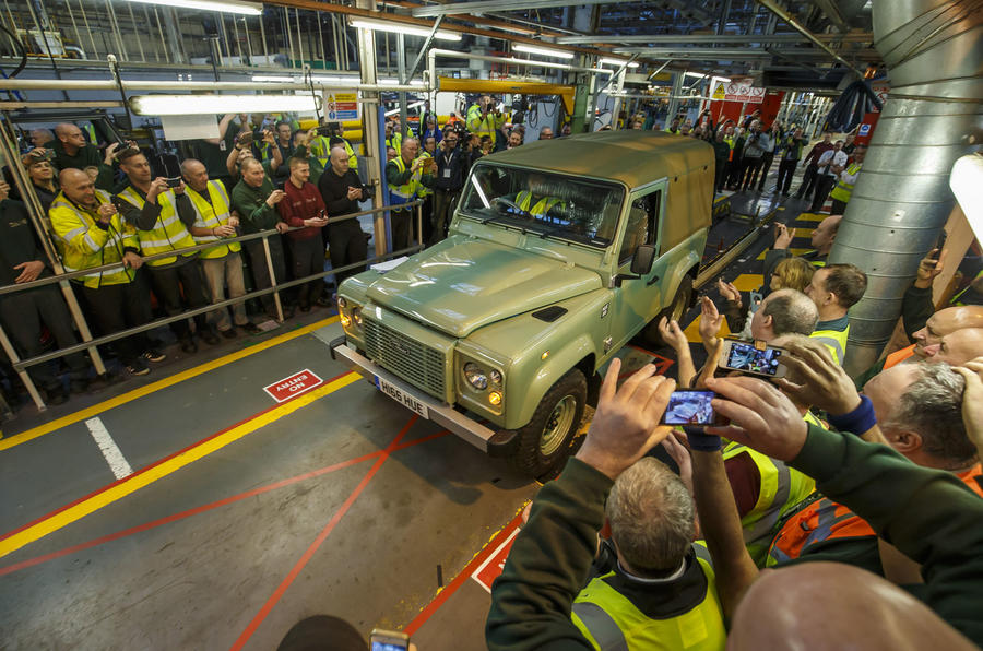 Land Rover turns 70!