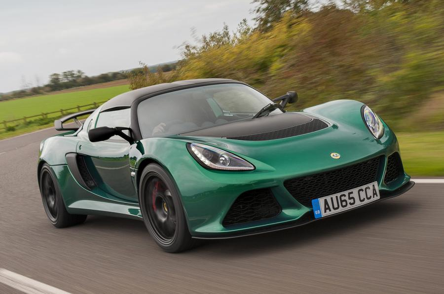 Lotus Exige winners losers
