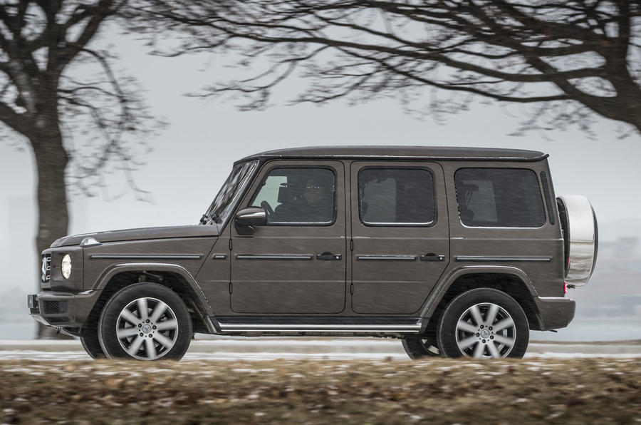All-new Mercedes-Benz G-Class revealed