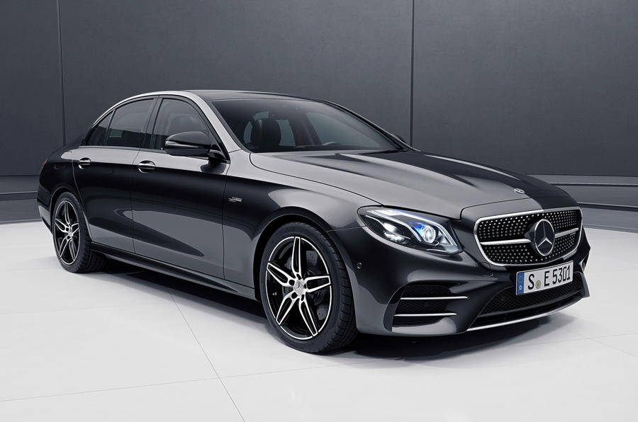 Mercedes-AMG E53 mild hybrid replaces E43