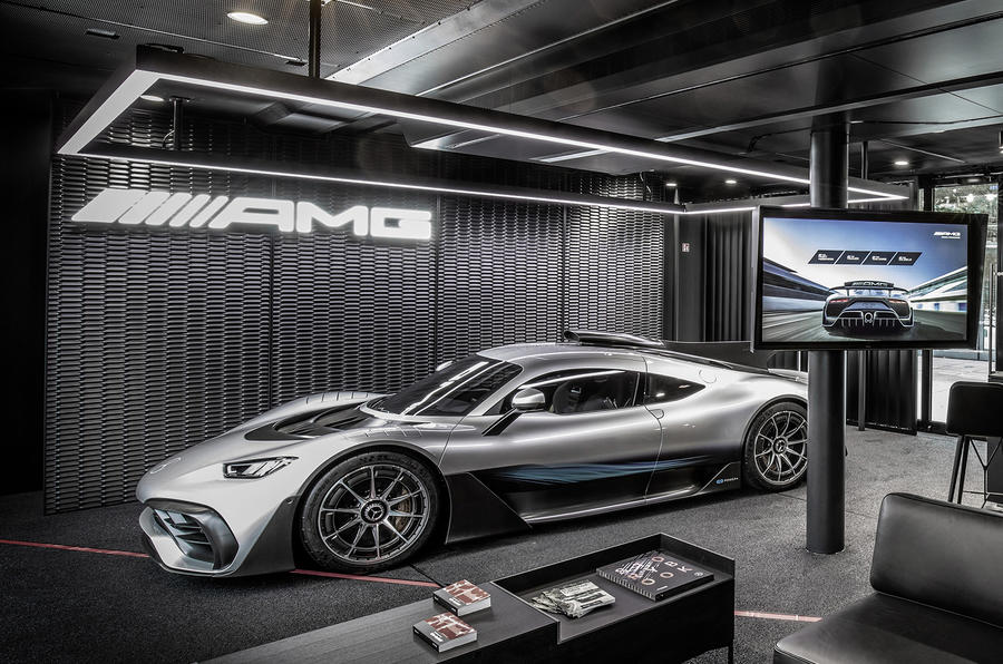 Mercedes-AMG One confirmed as hypercar's production name
