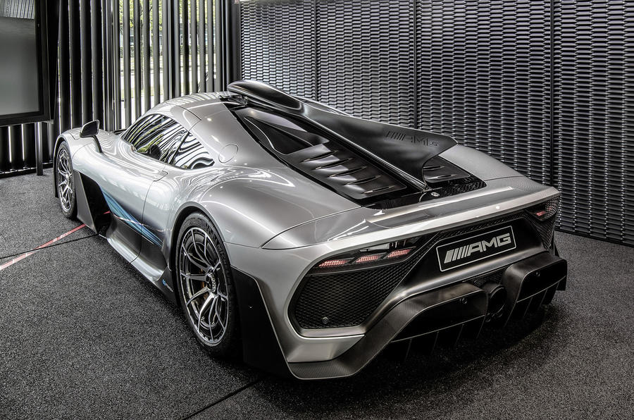 Mercedes Amg One Confirmed As Hypercar S Production Name Autocar