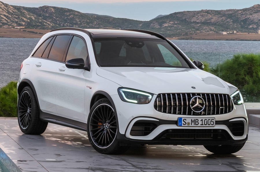 2020 Mercedes – Benz GLC Full Review >> New Mercedes Amg Glc 63 S On Sale In Uk From 74 599 Autocar