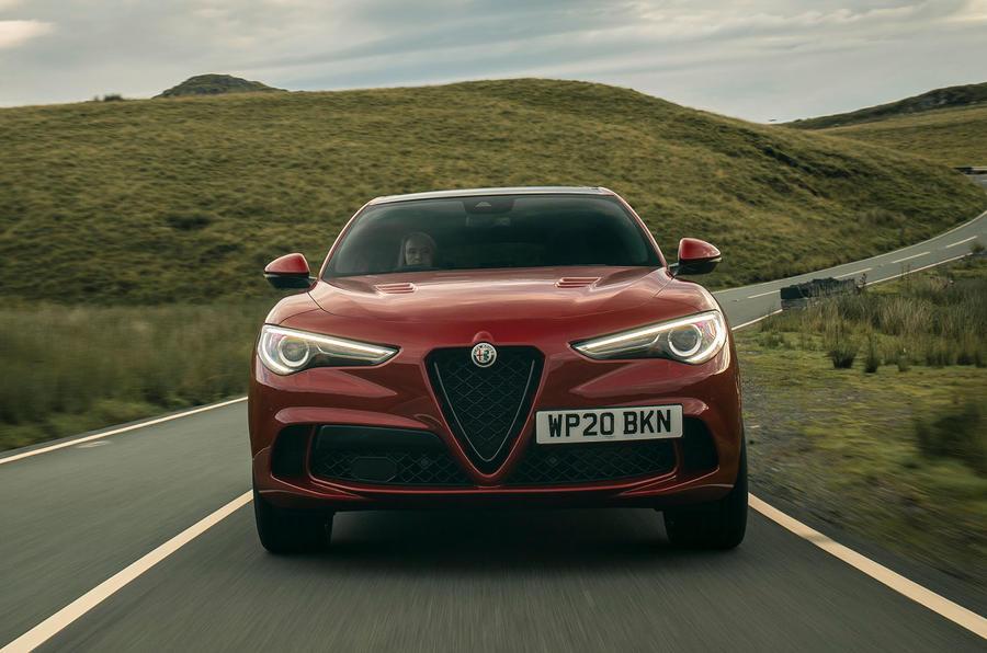 Alfa Romeo Stelvio Quadrifoglio 2020 : premier bilan de la conduite au Royaume-Uni