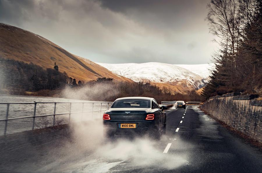 Bentley - hero rear