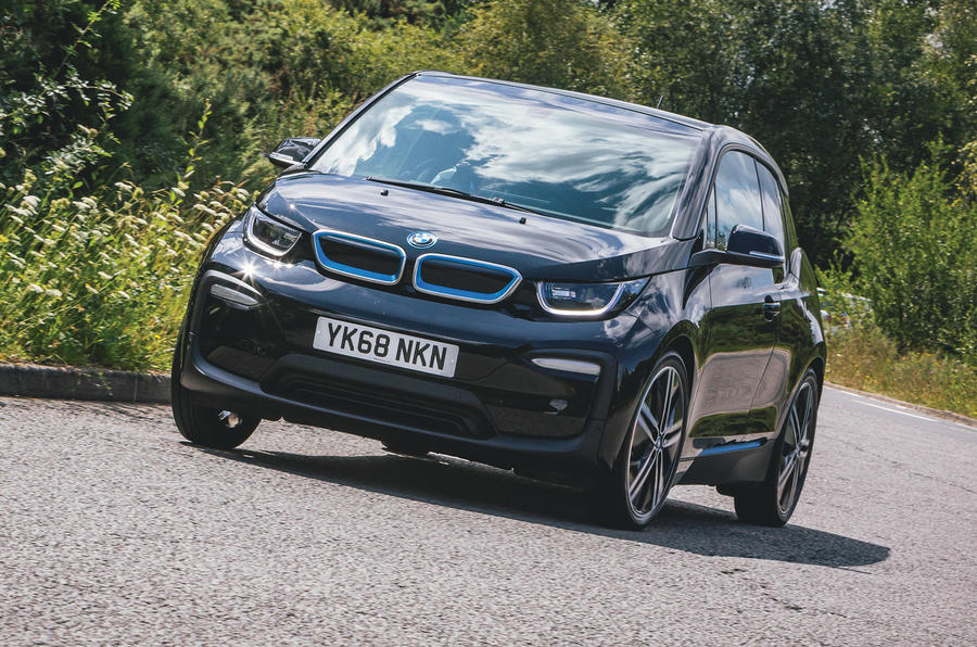 BMW i3 120Ah - hero front