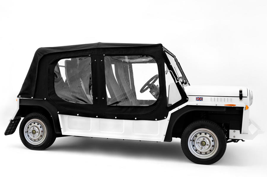 Mini Moke - side