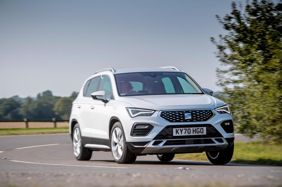 Siège Ateca Xperience 2020 : premier bilan de conduite au Royaume-Uni - sur la route