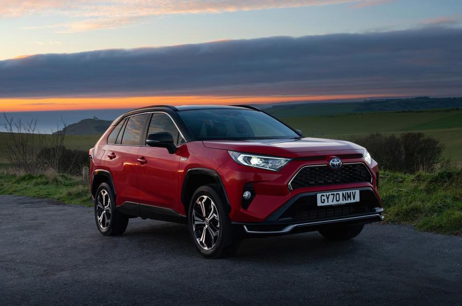 19 Toyota RAV4 PHEV 2021 : premier examen de conduite au Royaume-Uni