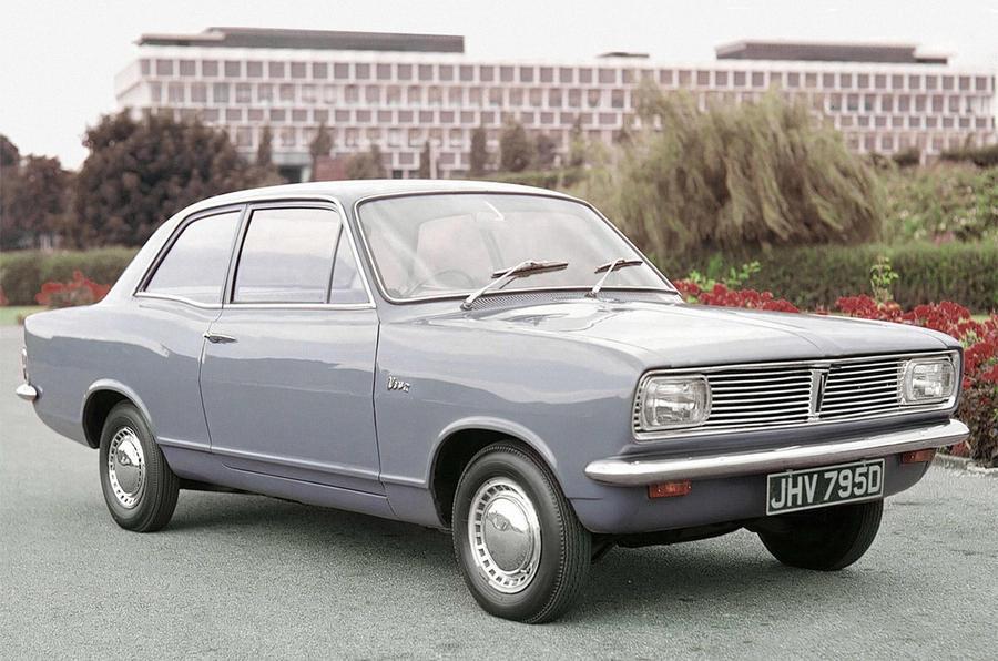 Vauxhall Viva - old