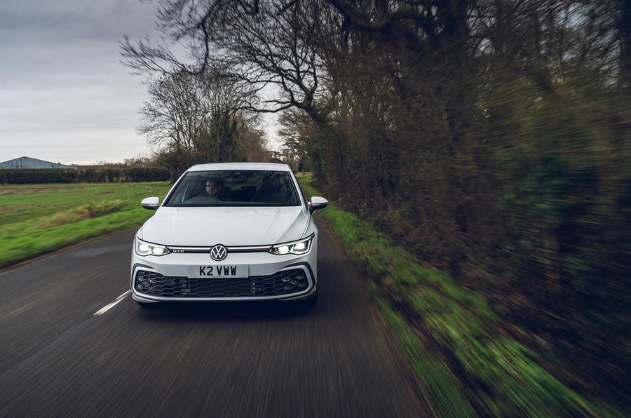19 Volkswagen Golf GTD 2021 : premier examen de conduite au Royaume-Uni