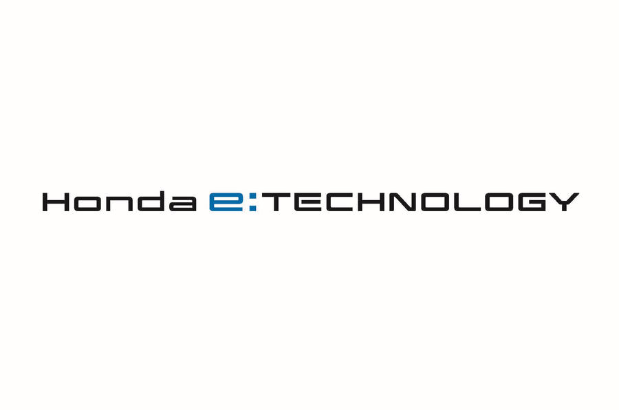 Honda e-technology