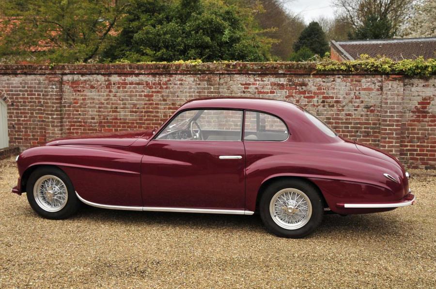 Ferrari Tipo 166 Inter Coupe Touring