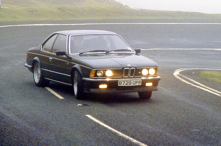 BMW m635 csi dtm