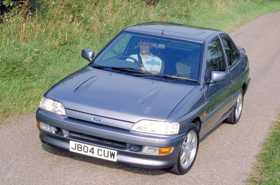 Ford Mk5 Escort RS2000