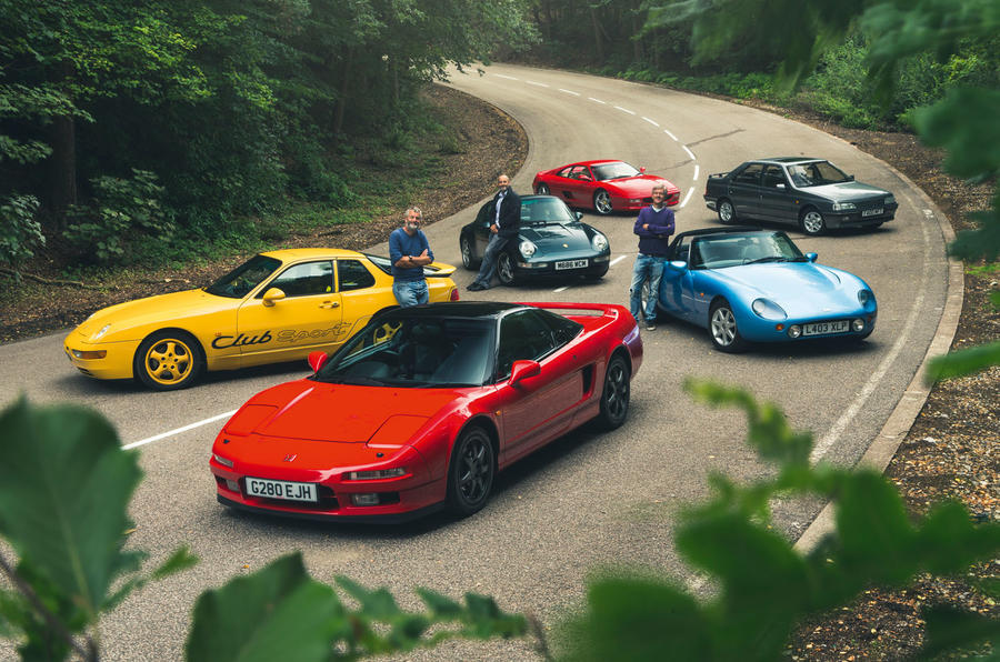 Was 1994 the best year for new cars? | Autocar