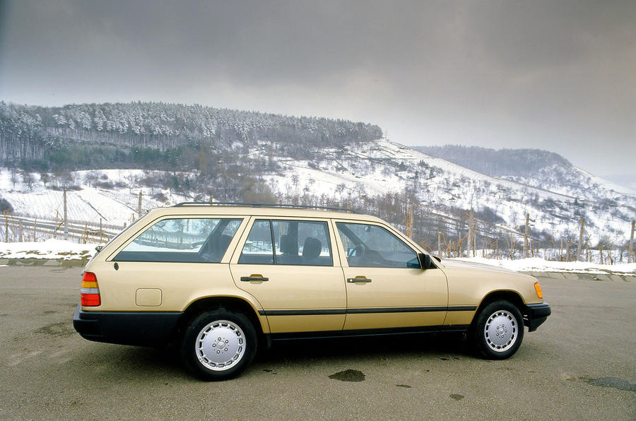 1994 Mercedes-Benz E-Class Estate