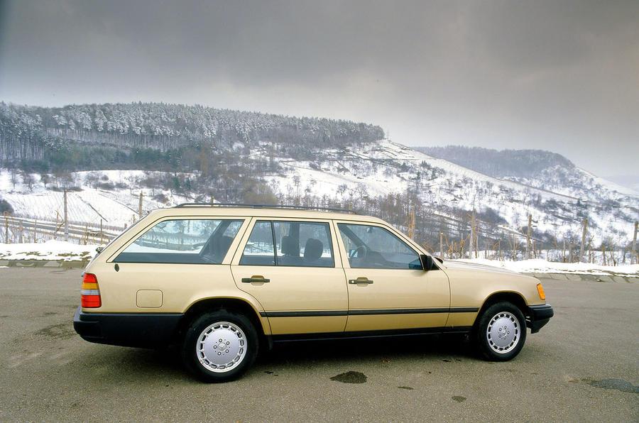 1994 Mercedes-Benz E-Class Estate