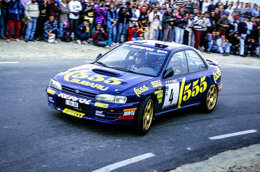 1995 McRae