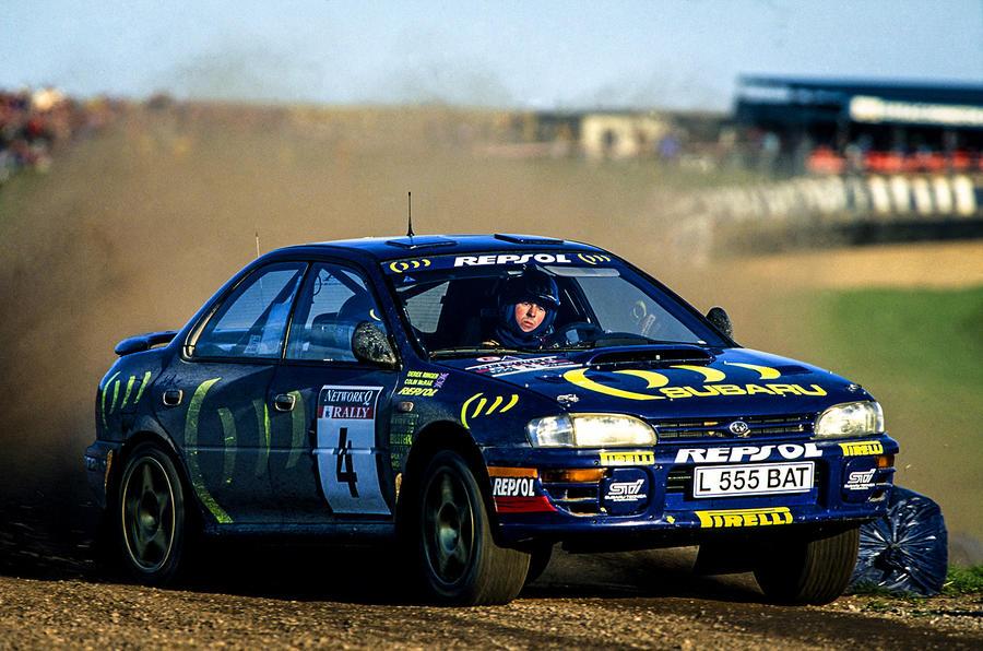 Remembering Colin McRae's 1995 WRC Title