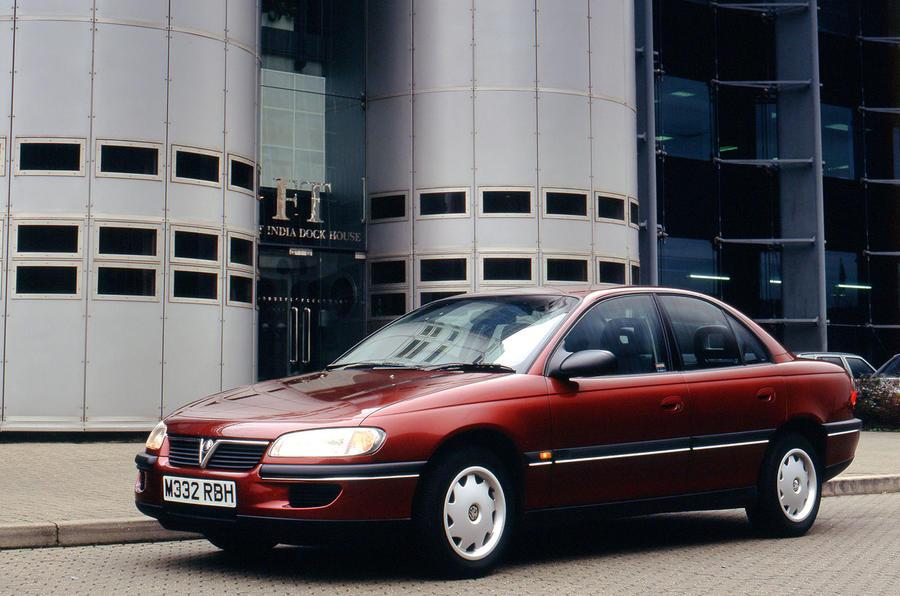 1995 Vauxhall Omega