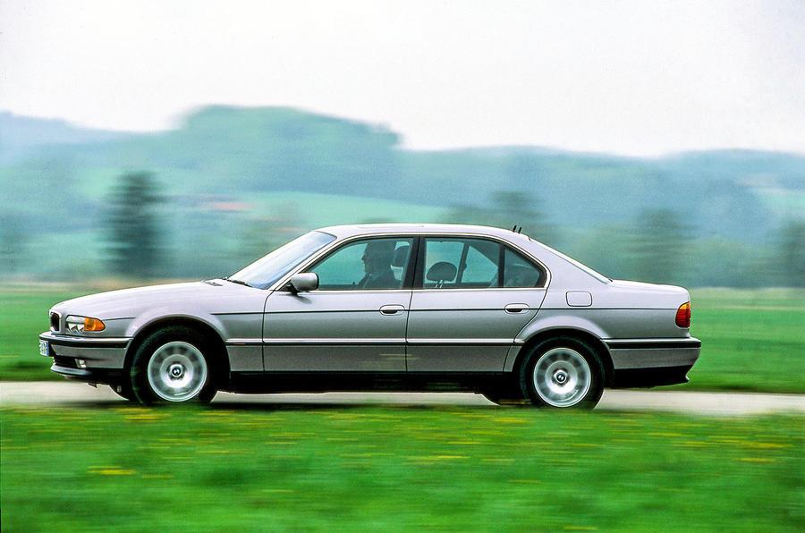 1998 BMW E38 7 Series